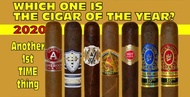 VODCast: What Cigar is THE 2020 Cigar of the Year?