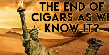 Podcast: The After Show Discusses The Beginning of the End of Cigars