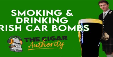 VODCast: Smoking & Drinking Irish Car Bombs