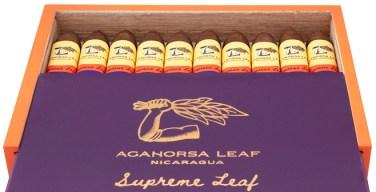 Aganorsa Leaf Releasing Supreme Leaf Torpedo