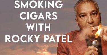 VODCast: Smoking Cigars With Rocky Patel
