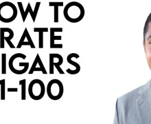 VODCast: How To Rate Cigars 1-100