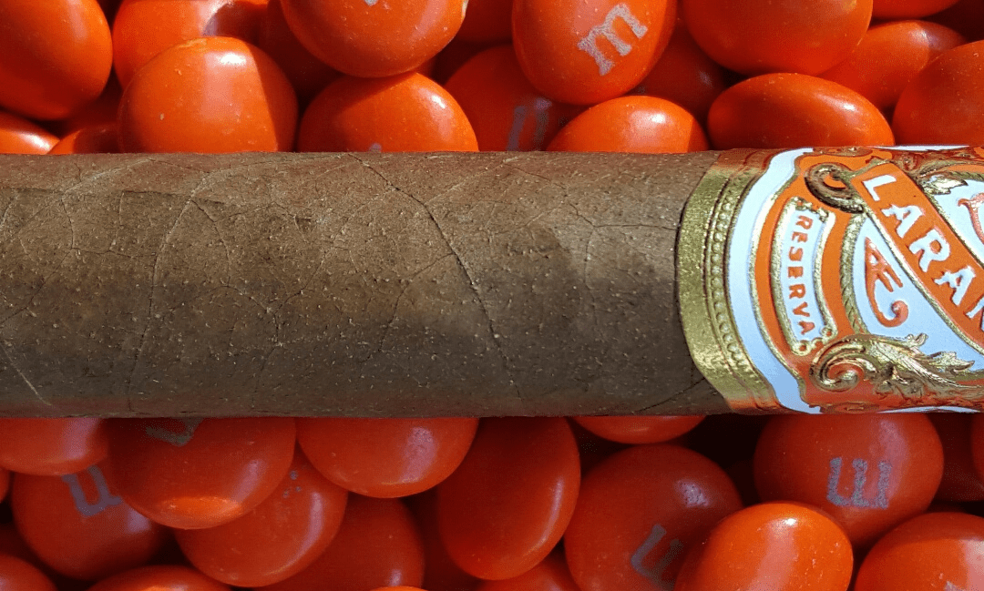 Cigar Review #1: Laranja Reserva Corona Gorda