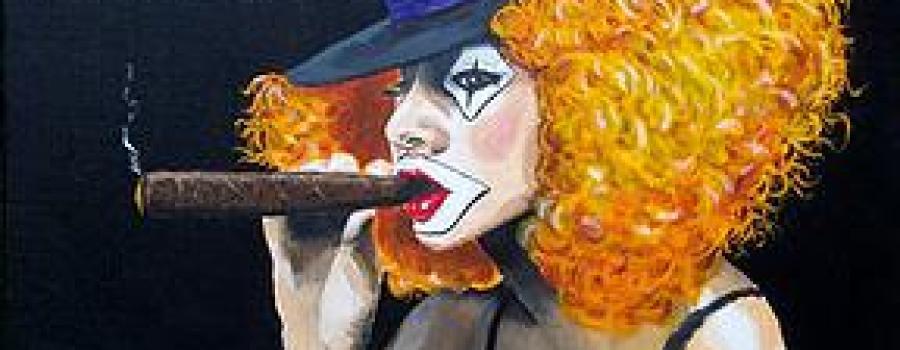 Online Cigar Art Exhibit