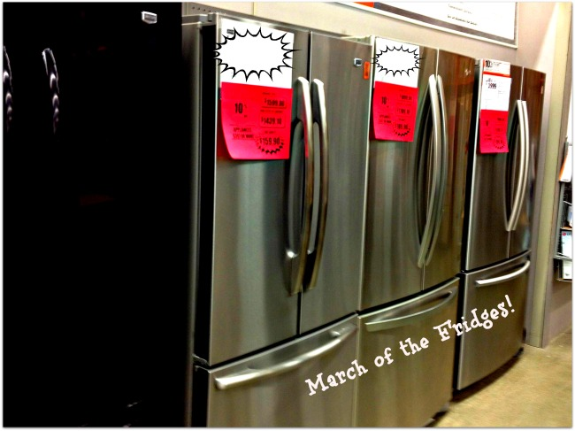 March of the Refrigerators
