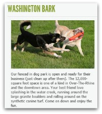 Washington Bark