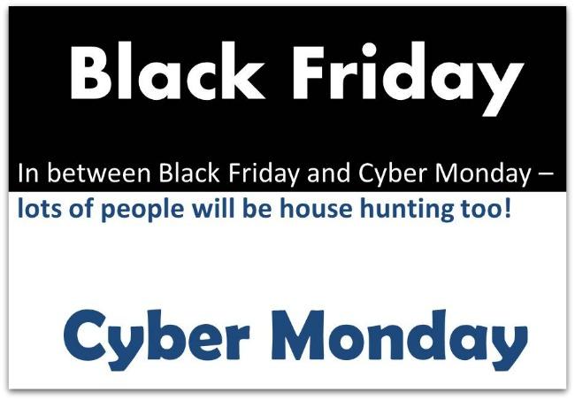Black Friday Reminder