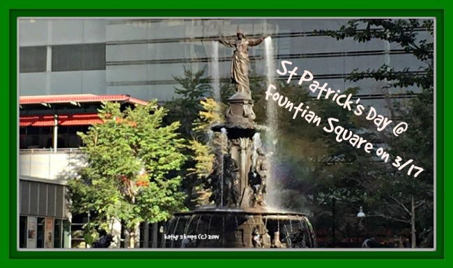 St. Patrick's at Fountain Square