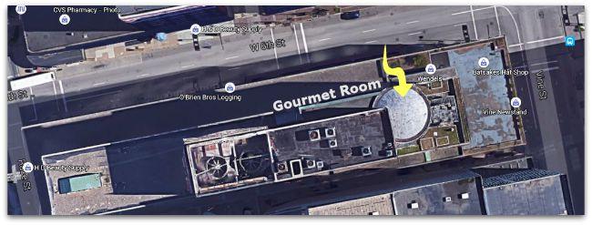Gourmet Room Cincinnati Ohio