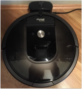 Husband number seven roomba