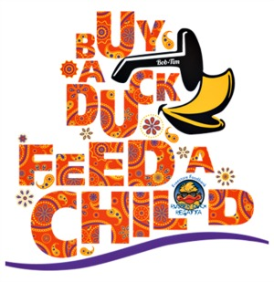 Buy a duck feed a child