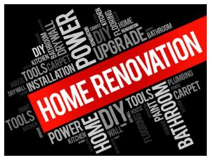 Home renovation icon