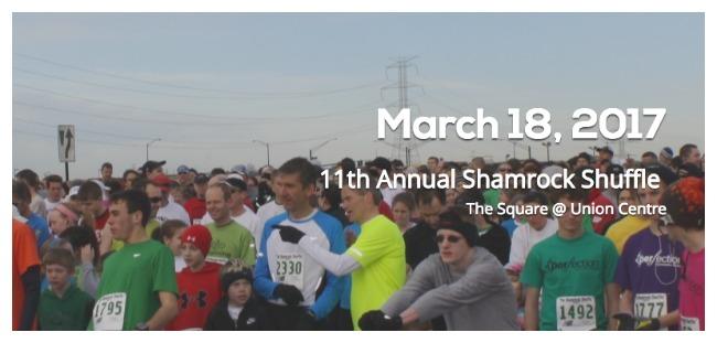 Shamrock Shuffle 2017