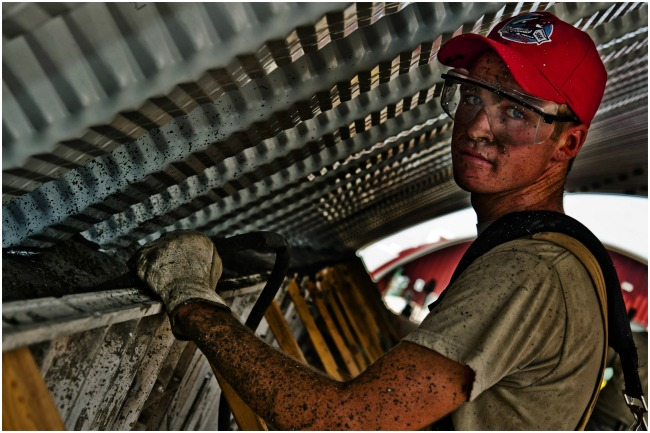 Cincinnati Labor Day Construction Worker
