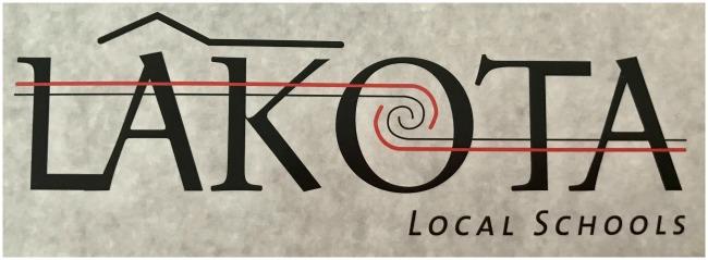 Lakota School Logo