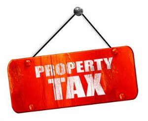 property taxes in ohio