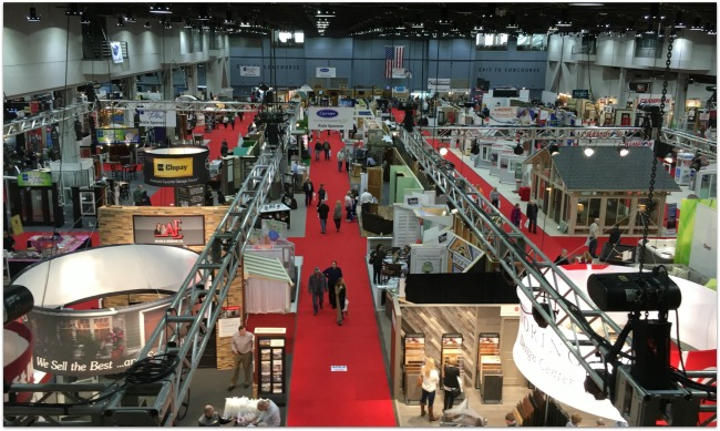2019 home and garden show