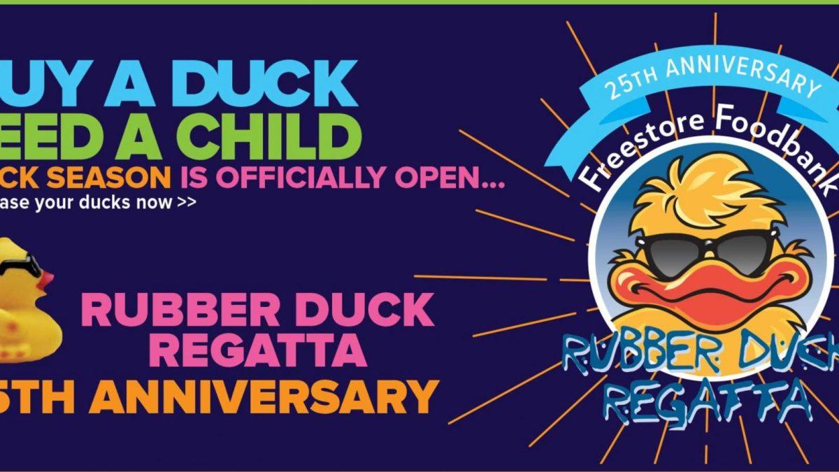 photo from rubber duck regatta site