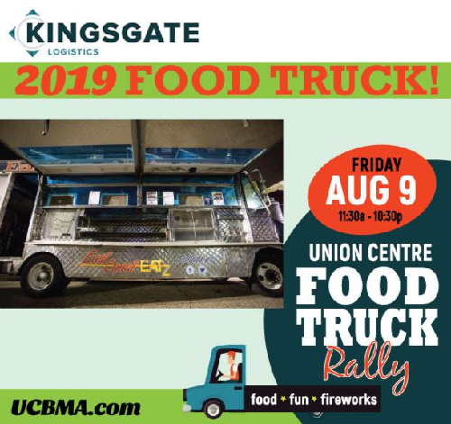 Facebook picture for Food Truck Rally