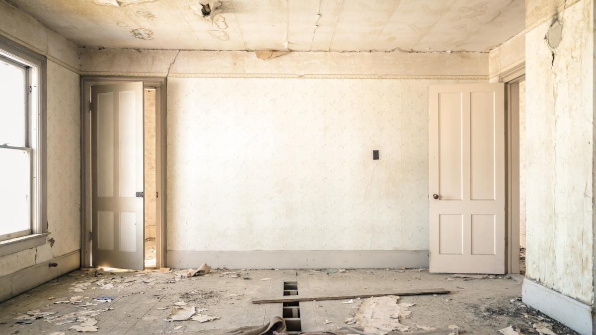 photo of house renovation