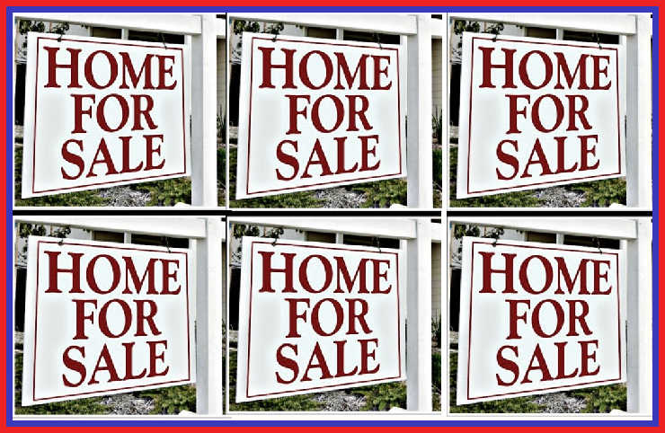 picture of for sale signs