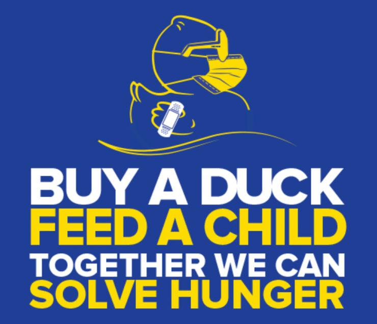 Logo for Rubber Duck Regatta