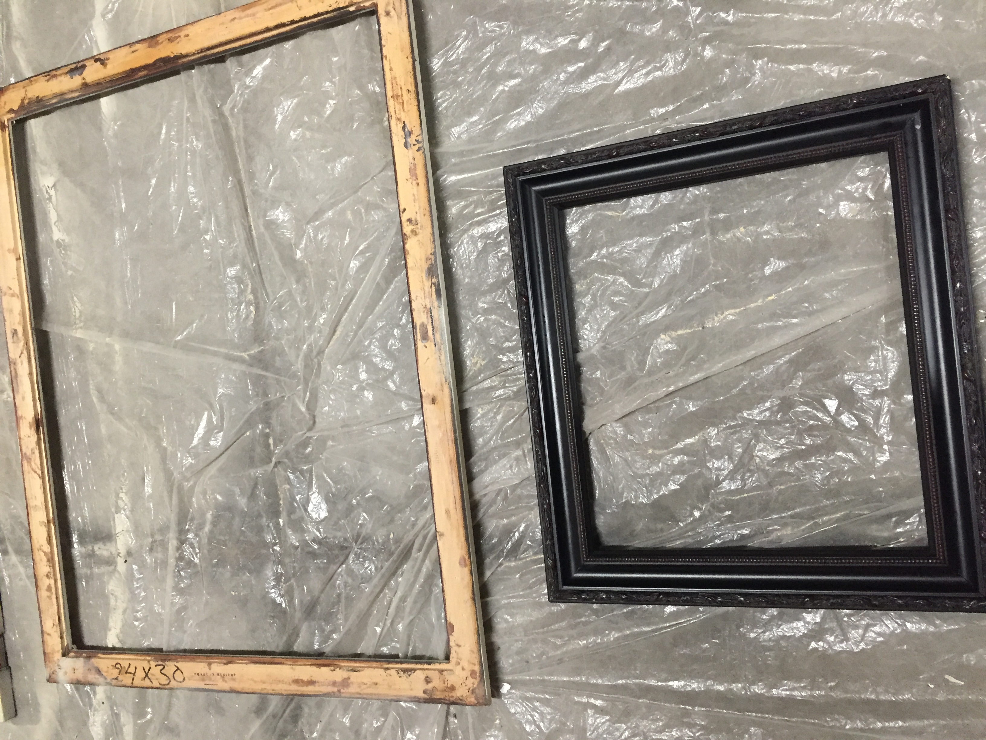 Using Dark Wax To Give Your Project An Antique Look The Cindy Project