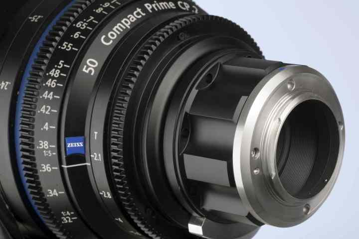Zeiss to Brandish Micro 4/3 Mount (updated)