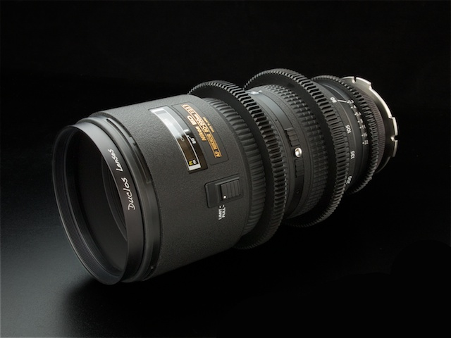 Duclos PL 80-200mm f/2.8 Rental