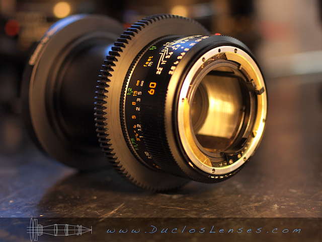 Leica-R Cine-Mod