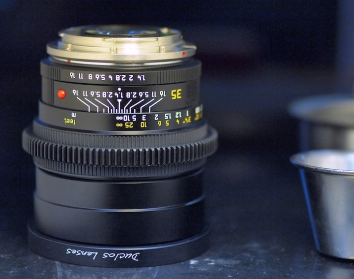 Still Lens Mount Swapping