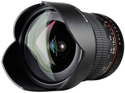 Samyang Officially Announces 10mm f/2.8 Lens