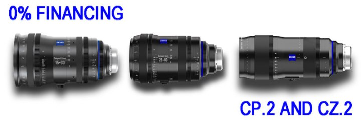 Zeiss 0% Financing Offer Is Alive Again