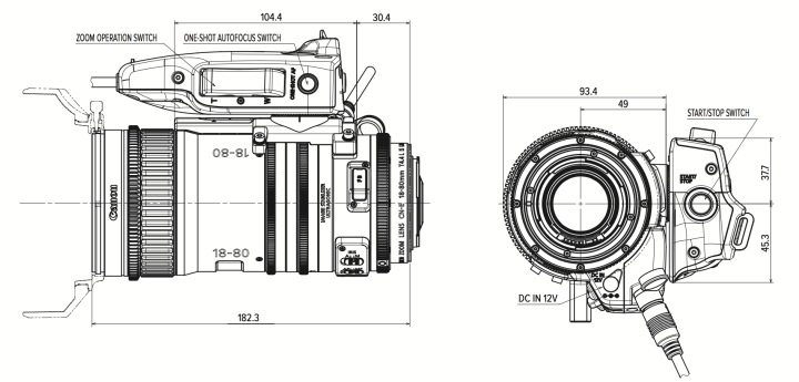 18-80mm schematic