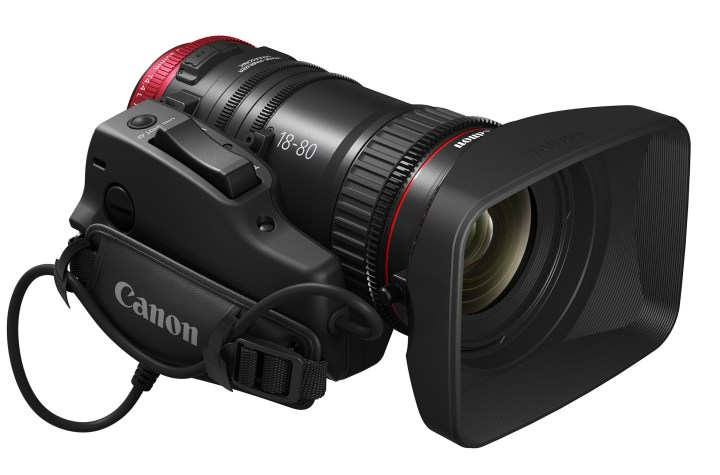 Canon's New 18-80mm T4.4 Compact Servo Zoom