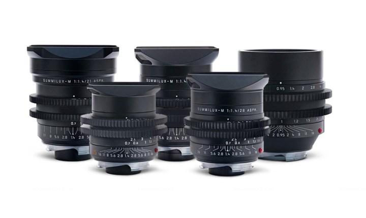 Leica Refocuses With M 0.8 Primes