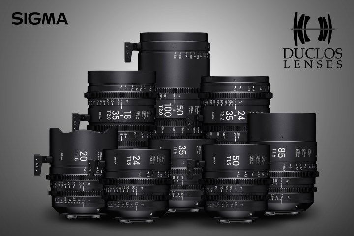 Sigma Steps Into The Spotlight With New Cine Zooms and Primes