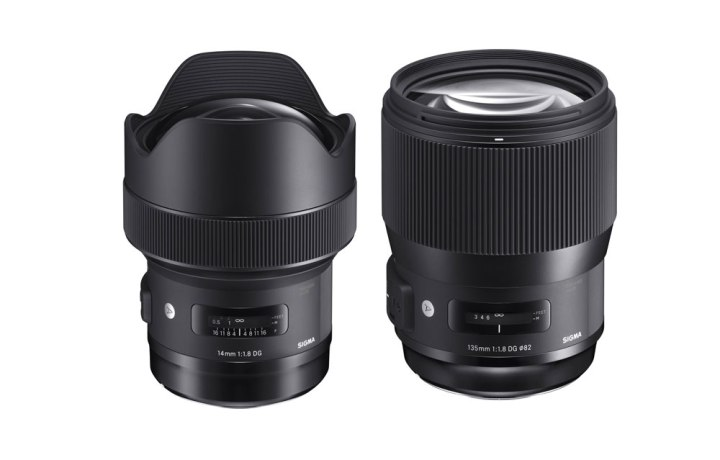Sigma Announces New ART Series Lenses