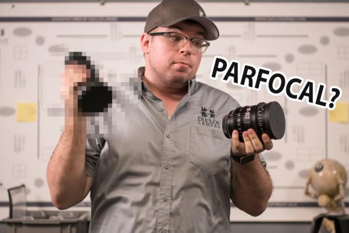 Are Sigma's Cine Zooms Parfocal?