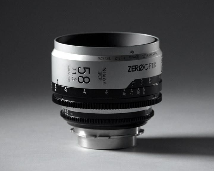 Noct Your Average 58mm Prime – The Cine Lens