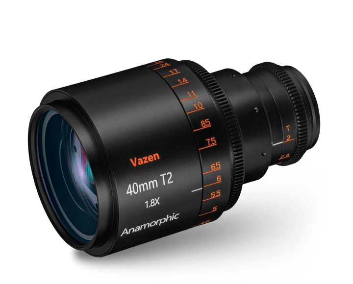 Vazen Creates Native Anamorphic Prime for Micro 4/3