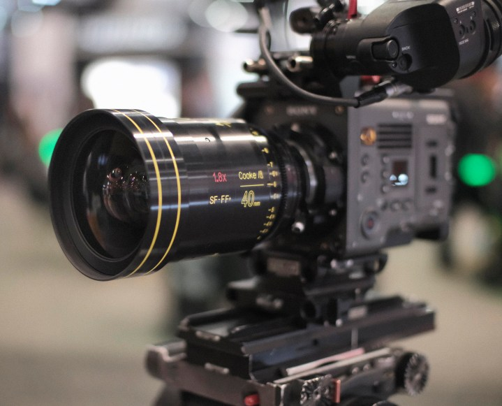 Cooke Anamorphic/i SF 40mm