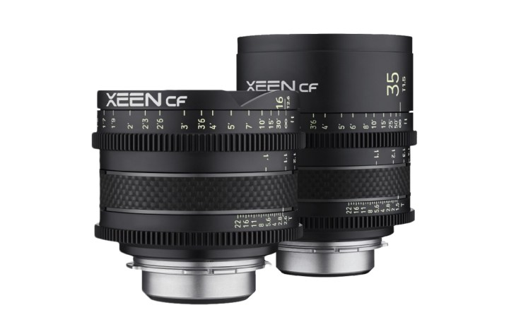 Rokinon Adds 16, 35 to XEEN CF Line