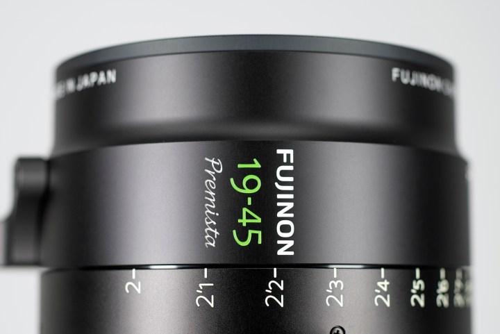 A Third Fujinon Premista Zoom