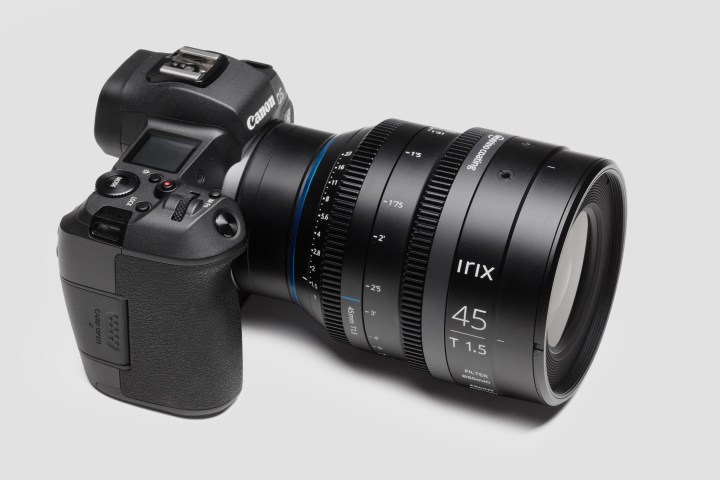 Irix Cine Lenses Now in RF Mount