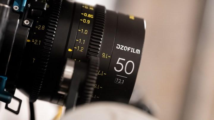 "DZOFILM Announces Full Frame ""Vespid"" Primes"