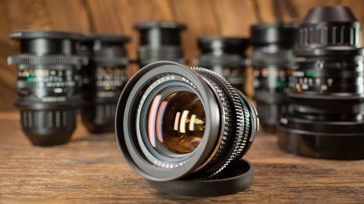 Restoring Camera Ambassador's Mamiya Sekor-C Set