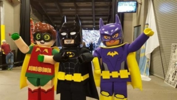 lego batman event
