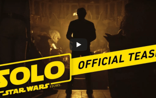 The Solo Trailer is Finally Here
