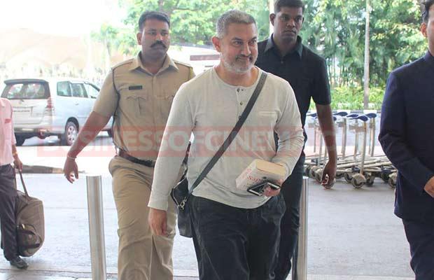 Aamir Khan ne look in Dangal
